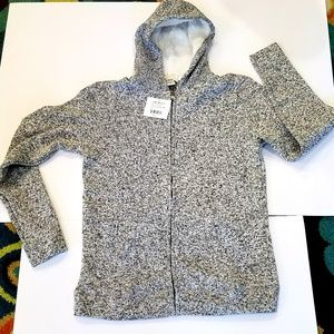 NWT Yarn Dyed Fleece Hoodies